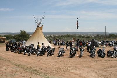 5th Annual Navajo/Hopi Motorcycle Honor Run