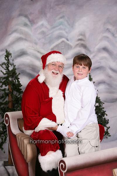 Santa @ L&M.