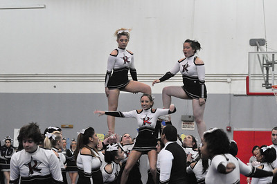 Cheer Around The Bay Rebels College 2009
