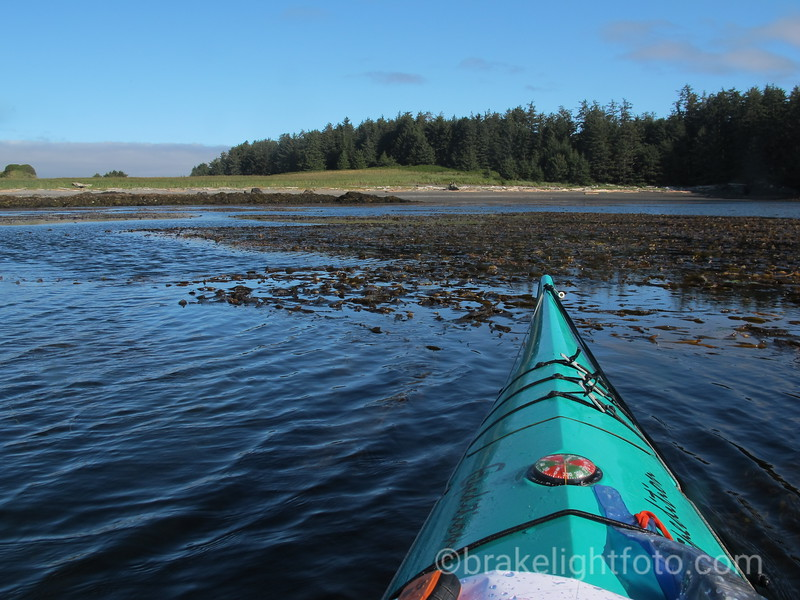 Approaching Lawn Point