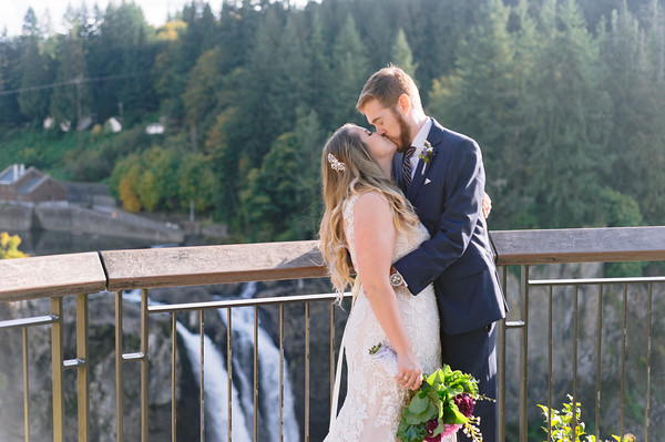 Molly and Ryan | Seattle Wedding