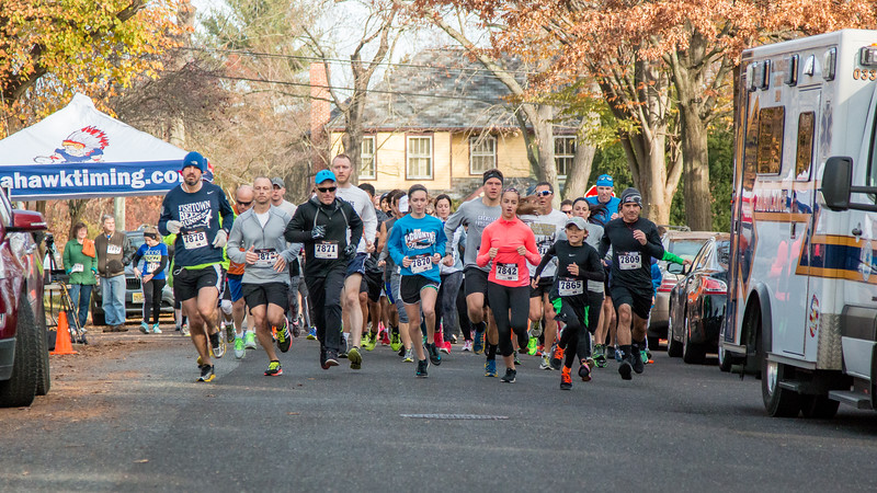 Turkey Trot and Drumstick Dash 2015
