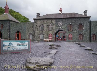 Dinorwic Quarry and National Slate Museum