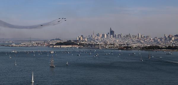San Francisco Fleet Week 2019