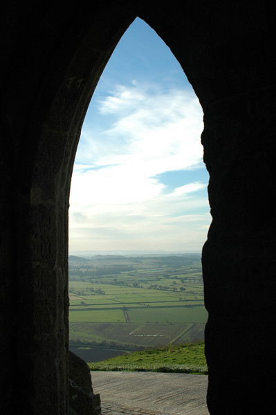View from The Tor