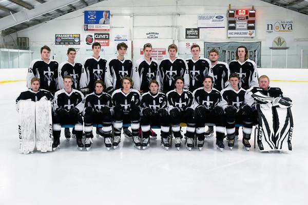 NKEC Titans Hockey 2018