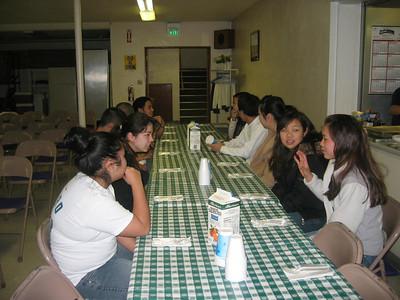 2006 YAC 1 Reunion Retreat