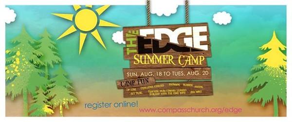 Edge Summer Camp 2013