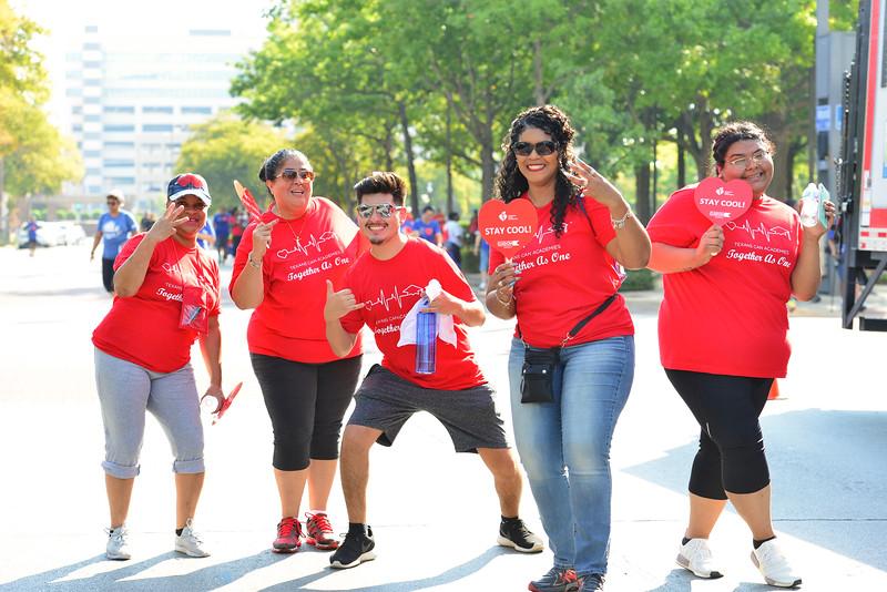 AHA Dallas Heart Walk - 2019