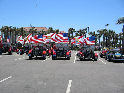Beaches Parade 2005