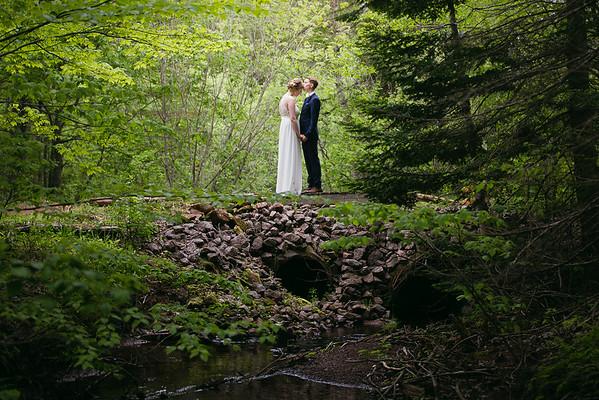 Ellie & Jarret Wedding
