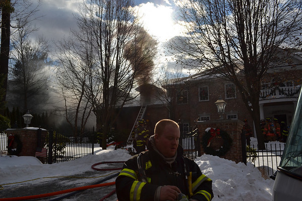 12-28-10 Cresskill, NJ - 2nd Alarm