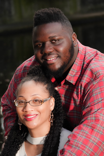 Malane's and Rodney's Engagement session