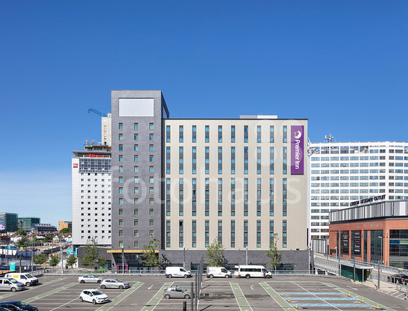 Premier Inn, Wembley