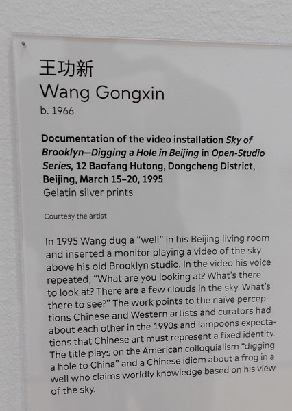 MOMA at SF.  Chinese Art after 1989