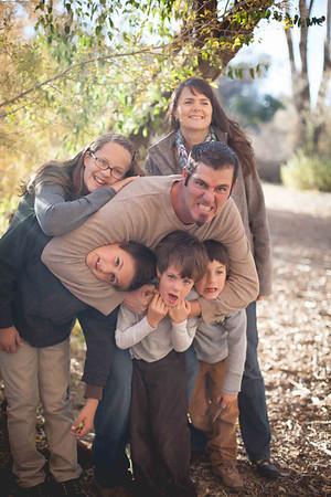 Pat Fine Family 2013