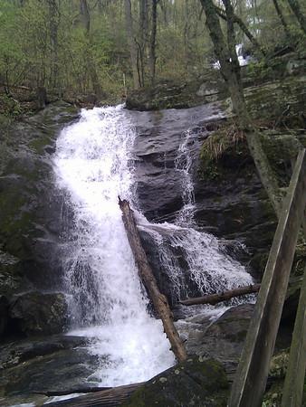 Crabtree Falls, April 2011