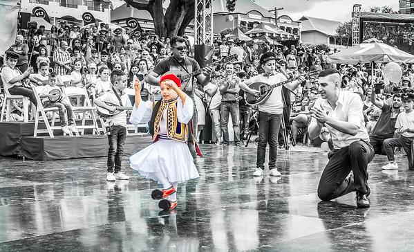 Paniyiri Greek Festival Brisbane Australia 2016