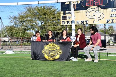2020 Girls Soccer Signing Day