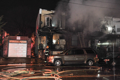 Structure Fire - Philly