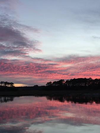 Ocean City and Assateague Island, Maryland