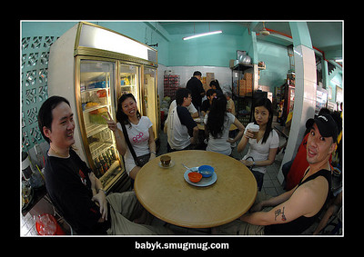 8GCC Balik Pulau Round Penang-14/10/2007