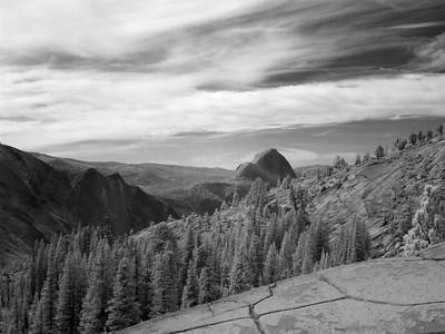 Upper Yosemite National Park IR 2014