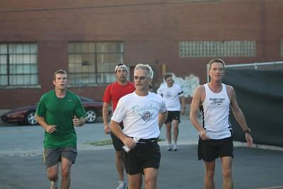2010 Fall Marathon Training