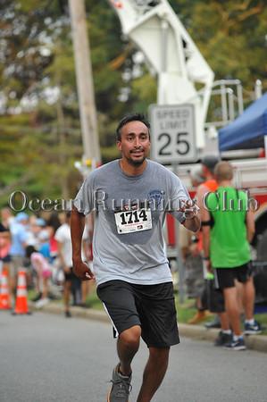 Five Mile Run Part 2