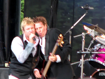 Duran Duran: Marymoor (Bellevue) - 07/2009