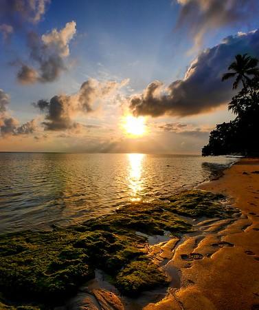 Memotret Sunrise.