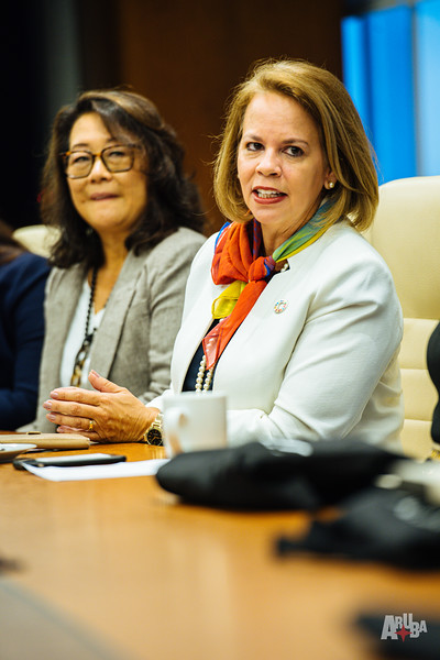Evelyn Wever-Croes - Meeting - Prime Minister-59.jpg