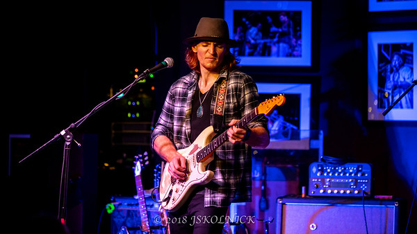 Shaw Davis at the Funky Biscuit 12.13.18