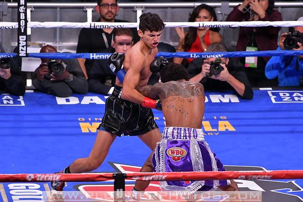 Ryan Garcia vs. Braulio Rodriguez