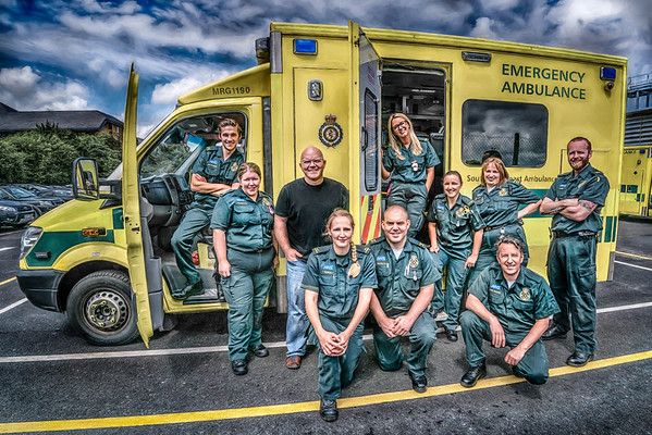 South East Coast Ambulance UK