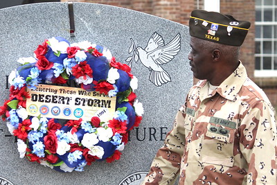 VFW Post 8904, Post Auxiliary commemorate sacrifices made in Operation Desert Storm