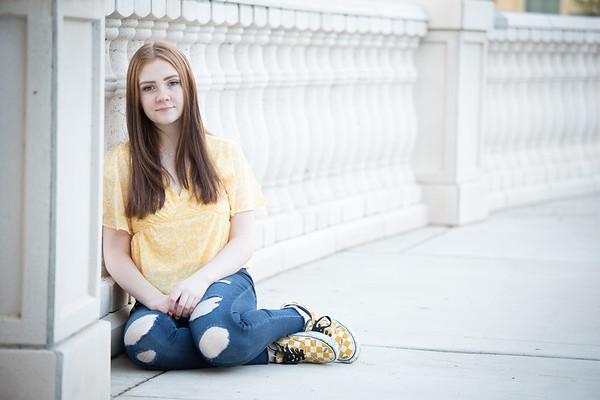 Zoey Senior Portraits