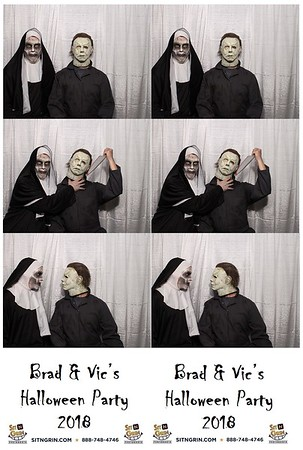 Brad & Vic's Halloween Party