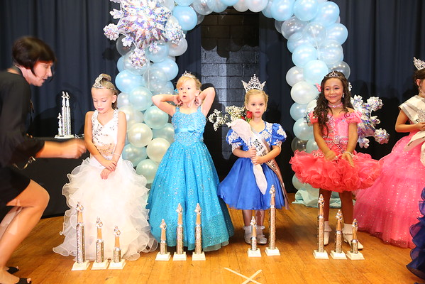 Little Miss GCES Finalist