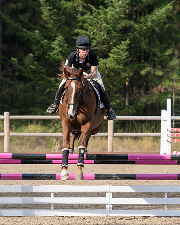 E I Eventing 9 2013 Sat PM Jump Rds