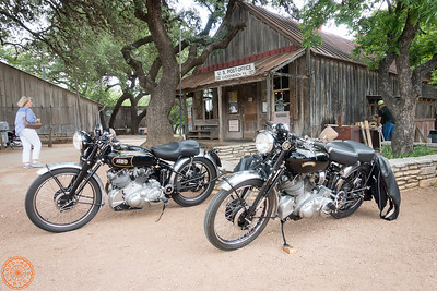 Group Ride to Luckenbach - 2 May 2018