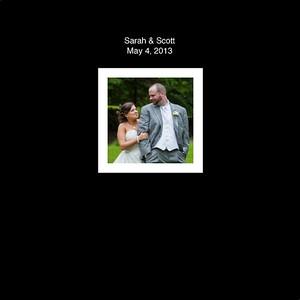 Sarah and Scott Album