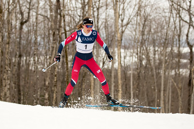 Presque Isle Sprint Qualifier - Women 3/30/19