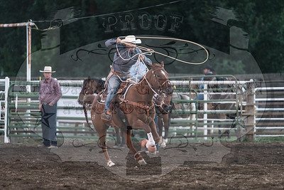 Baker Co. Panhandle Rodeo 2018 (Halfway, OR)