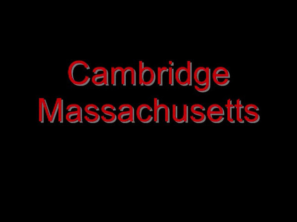Cambridge,MA - 3 Alarm Church Fire
