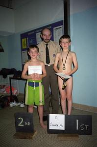 2000 District Swimming Gala