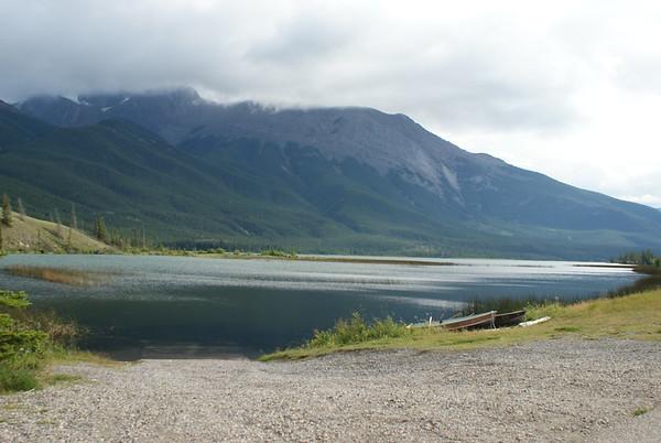 Jasper Park: Lakes