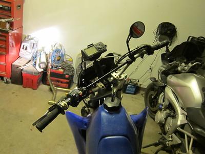 Yamaha 2000 WR400F