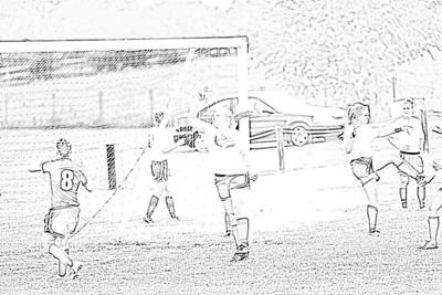 Dunbar Soccer vs Paris Gallery 1