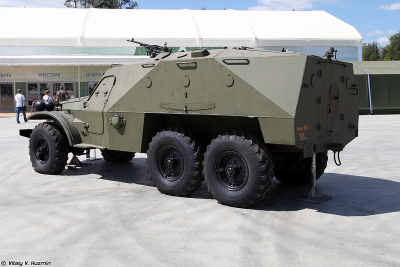 БТР-152К (BTR-152K)